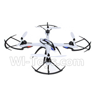 YiZhan X6 Parts-42 BNF-Black(Only the Whole Quadcopter,No battery,No charger,No Transmitter)-White & Black For YiZhan X6 RC Quadcopter,Drone Spare parts