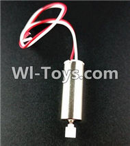 BoMing M39G Spare Parts-08-04 Reversing-rotating Motor with Red and White wire(1pcs)-CCW Motor,Bo Ming BoMing M39G RC Quadcopter Drone Spare Parts Replacement Accessories M39