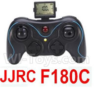 JJRC F180C Parts-37 Transmitter(Can only be used for F180C) For JJRC F180C RC Quadcopter parts,RC Drone parts