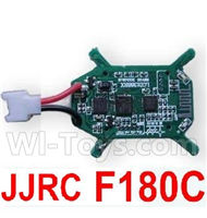 JJRC F180C Parts-38 Circuit baord,Receiver board(Can only be used for F180C) For JJRC F180C RC Quadcopter parts,RC Drone parts