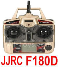 Holy Stone F180W F180D Parts-40 Transmitter(Can only be used for F180W F180D)