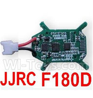 JJRC F180D Parts-41 Circuit board,Receiver board(Can only be used for F180D) For JJRC F180D RC Quadcopter parts,RC Drone parts