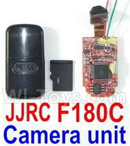 JJRC F180C Parts-46 2MP Camera set (F180C)(Can only be used for F180C) For JJRC F180C RC Quadcopter parts,RC Drone parts