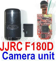 JJRC F180D Parts-47 2MP Camera set (F180D FPV)(Can only be used for F180D) For JJRC F180D RC Quadcopter parts,RC Drone parts