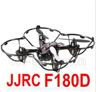 JJRC F180D Parts-49 F180D BNF(Only the Whole F180D Quadcopter,No battery,No Transmitter,No chager)((Can only be used for F180D) For JJRC F180C F180D RC Quadcopter parts,RC Drone parts