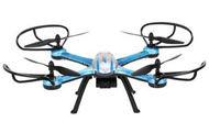JJRC H11C Quadcopter-Blue(Include the HD 2,000,000 Pixels Camera unit For JJRC H11 H11C H11D Quadcopter Spare parts,RC drone Parts,2.4G UFO Parts