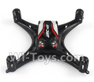 JJRC H22 Parts-03 Bottom shell cover,Bottom canopy-Blac For JJRC H22 H22C Quadcopter Spare parts,RC drone Parts,2.4G UFO Parts
