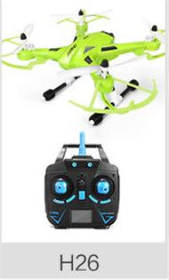JJRC H26 Quadcopter(Not Include the Camera unit,Two color you can choose)