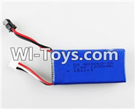 JJRC H26 H26C H26W Parts-26 Upgrade 7.4v 1200mah Battery with SM Plug(1pcs) For JJRC H26 H26C H26D H26W Quadcopter Spare parts,RC drone Parts,2.4G UFO Parts