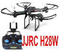 JJRC H28W Quadcopter(Include the HD Wide 3,000,000 Pixels Camera unit,Also have wifi fuction,you can view the image on your phone )