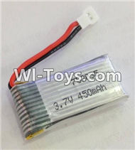 JJRC H29 H29C H29W H29G Parts-16 Official 3.7v 450mah Battery(1pcs) For JJRC H29 H29C H29W Quadcopter Spare parts,RC drone Parts,2.4G UFO Parts