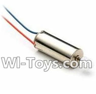 JJRC H29 H29C H29W H29G Parts-38 rotating Motor with red and Blue wire(1pcs) For JJRC H29 H29C H29W Quadcopter Spare parts,RC drone Parts,2.4G UFO Parts