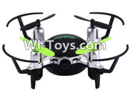 JJRC H30 H30C H30W Parts-35 BNF-Green(Only the Quadcopter,Include the Camera unit,Not include the Battery,The transmitter,The charger) For JJRC H30 H30C H30W Quadcopter Spare parts,H30 H30C H30W RC drone Parts,2.4G UFO Spare Parts