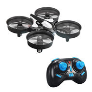 JJRC H36 RC Quadcopter Drone,JJRC H36 2.4G Gyroscope MINI Flying saucer Quadcopter flying drone-Gray