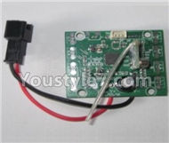 JJRC H8C H8D Parts-20 Circuit board For JJRC H8C H8D Quadcopter Parts,Drone parts,Camera spare parts