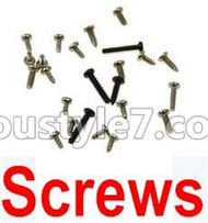 JJRC H8C H8D Parts--37 Screws for JJRC H8C Drone For JJRC H8C H8D Quadcopter Parts,Drone parts,Camera spare parts