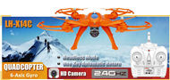 Lead Honor LH-X14C RC Quadcopter Drone-Option 2(Include the 2,000,000 Pixels camera