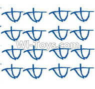 Lead Honor LH-X15 X15C X15WF Spare Parts-23 Outer protect frame(16pcs)-Blue,Lead Honor LH-X15 X15C X15DV X15WF RC Quadcopter Drone Spare Parts Accessories,LH-X15 Replacement parts