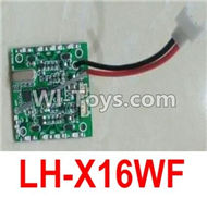 Lead Honor LH-X16 X16C X16WF X16DV Spare Parts-39 Circuit board,Receiver board(Can only be used for LH-X16WF),Lead Honor LH-X16 X16C X16DV X16WF RC Quadcopter Drone Spare Parts Accessories,LH-X16 Replacement parts