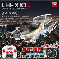 Lead Honor LH-X10C Quadcopter-Option 2(Include the 2,000,000 Pixels camera)