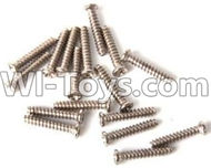 Lead Honor LH-X3 X3C Parts-39 Screws For the LiHuang X3 X3C rc Quadcopter parts,rc drone parts,rc helicopter parts