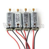 LH-X6 X6C X6DV Parts -13 Main motor(4pcs) For Lead Honor Quadcopter rc drone parts