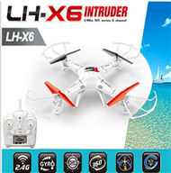 Lead Honor LH-X6 Quadcopter-Option 1(Not include the Camera unit) For Lead Honor Quadcopter rc drone parts