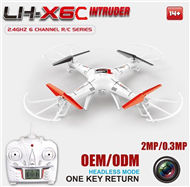 Lead Honor LH-X6C Quadcopter-Option 3(Include the HD 2,000,000 Pixels camera) For Lead Honor Quadcopter rc drone parts