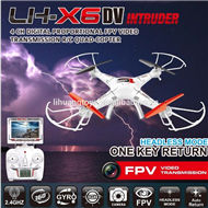 Lead Honor LH-X6DV Quadcopter-Option4(Include the HD 2,000,000 Pixels camera,Also include the FPV Real time camera video Transmission receiver screen Parts) For Lead Honor Quadcopter rc drone parts