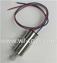 Lishitoys L6036 RC Quadcopter Parts-19 rotating Motor with red and blue wire(1pcs)