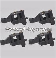 MJX X101 RC Quadcopter Parts-26 Motor seat(4pcs)