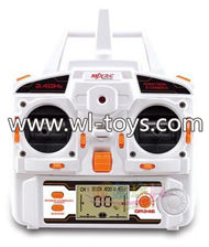 MJX X101 RC Quadcopter Parts-29 Transmitter