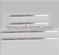MJX X101 RC Quadcopter Parts-31 Long Square tube(2pcs) & Short Square tube(2pcs)