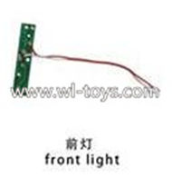 MJX X101 RC Quadcopter Parts-36 Front light