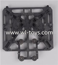 MJX X101 RC Quadcopter Parts-39 Main frame