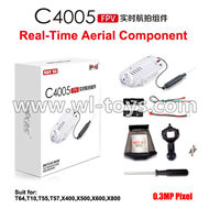 MJX X500 RC Quadcopter parts-59 MJX C4005 Camera unit(Can be used for MJX X300C,X400,X500,X600,X800 Quadcopter)