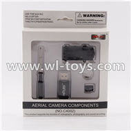 MJX X500 RC Quadcopter parts-61 MJX C4002 Camera unit(Can be used for MJX X300C,X400,X500,X600,X800 Quadcopter)