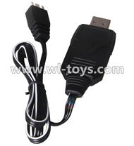 MJX X600 RC Quadcopter parts-13 USB Charger