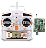 MJX X600 RC Quadcopter parts-26 Transmitter & Circuit board