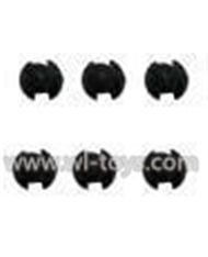MJX X800 RC Quadcopter Parts-39 Anti-vibration pad(6pcs)