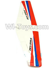 Wltoys F939 parts Main Wing,Flank. WLtoys F939 RC AirPlane Parts RC Fixed Wing Plane parts.
