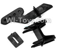Wltoys F939 parts Vertical rudder angle fixtures. WLtoys F939 RC AirPlane Parts RC Fixed Wing Plane parts.