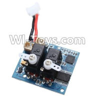 Wltoys F939 parts Circuit board. WLtoys F939 RC AirPlane Parts RC Fixed Wing Plane parts.