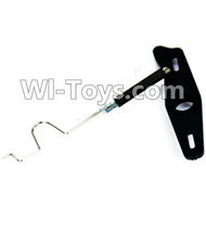 Wltoys F939 parts Aileron rudder angle assembly. WLtoys F939 RC AirPlane Parts RC Fixed Wing Plane parts.