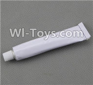 Wltoys F939 parts foam Adhesive,Foam glue. WLtoys F939 RC AirPlane Parts RC Fixed Wing Plane parts.