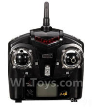 Wltoys F949 F949S Parts Transmitter For WL Toys F949 Cessna 182 RC Plane