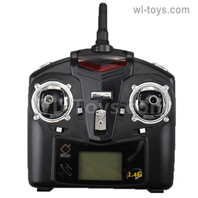 Wltoys F959 Parts Transmitter,Remote Control.