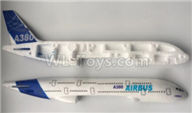Wltoys XK A120 Parts-Fuselage Body Parts-A120.0001,Wltoys XK A120 Airbus A380 Plane Parts