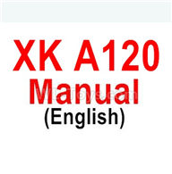 Wltoys XK A120 Parts-Manual pdf,Wltoys XK A120 Airbus A380 Plane Parts