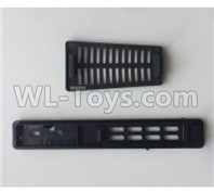 Wltoys XK A130-Y20 Parts-Battery compartment-A130.0004,XK A130-Y20 RC Plane Drone Parts,A130-Y20 C-17 RC Plane Parts